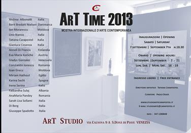 Art Time 2013