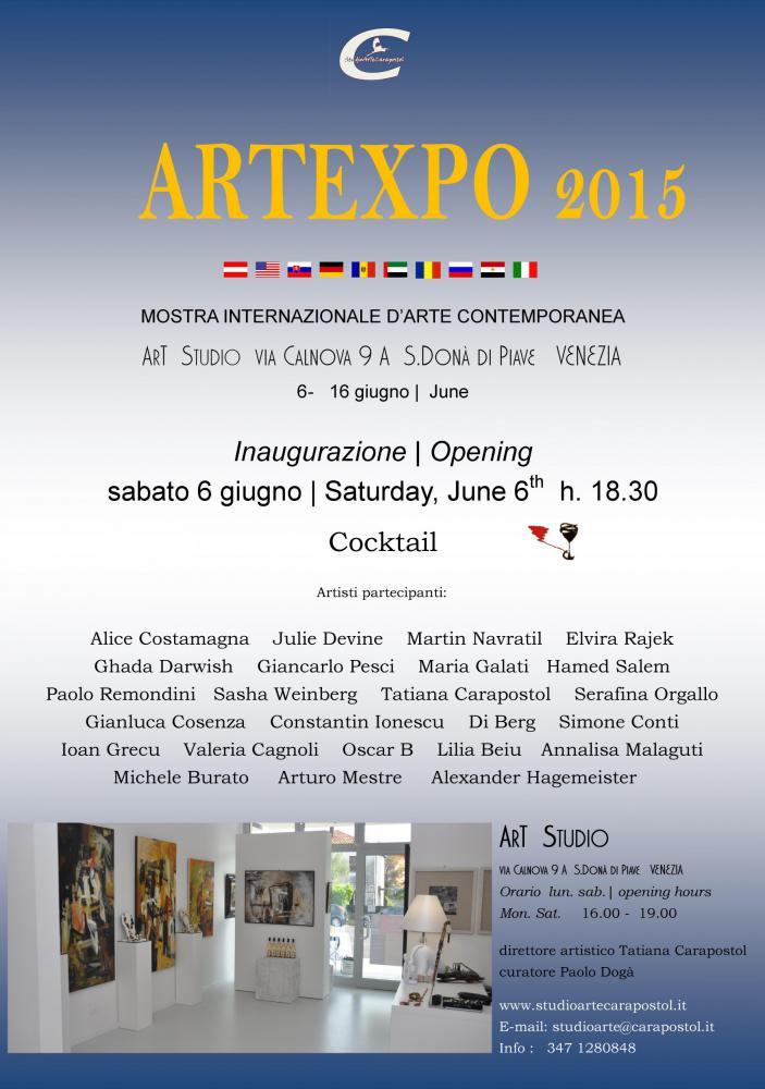 Artexpo 2015