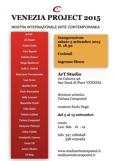 Venezia Project 2015