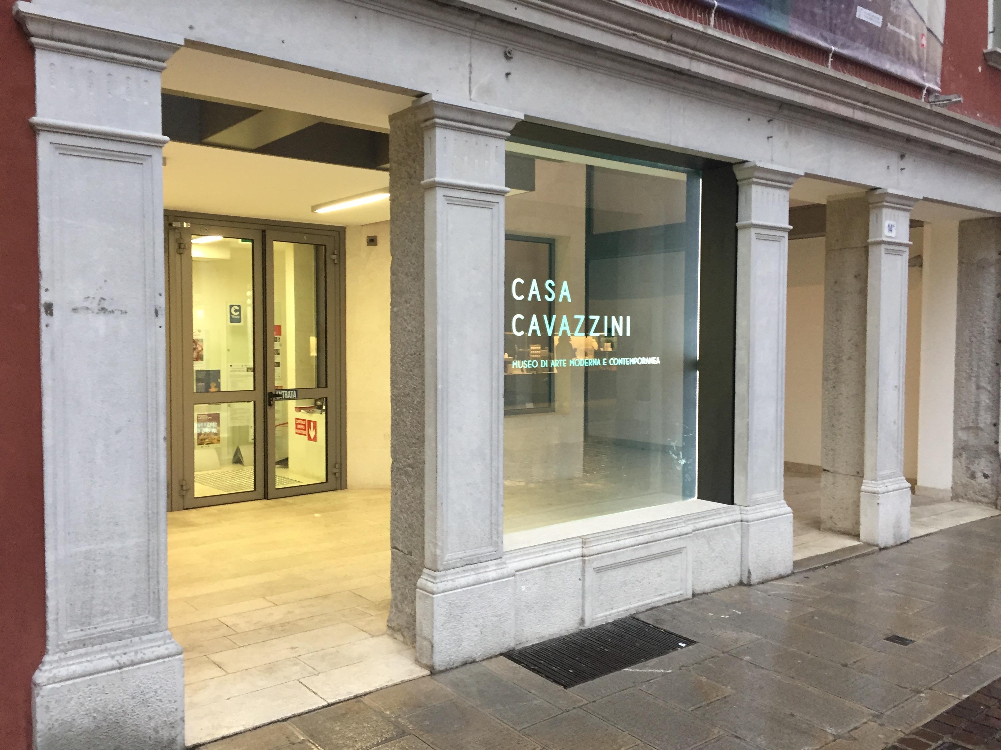 Casa cavazzini museo d 39 arte moderna e contemporanea udine for Casa moderna udine